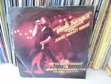 "BOB SEGER AND THE SILVER BULLET BAND ‎"" WE'VE GOT TONIGHT"" 7"" U.K. EX!!"
