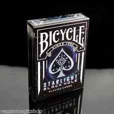 Starlight Black Hole Deck Bicycle Playing Cards Poker Size USPCC Limited Edition