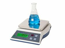 Laboratory Balance Tree KHR3001 3000g / 0.1g Digital Precision Education Scale