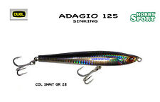 ARTIFICIALE SPINNING DUEL ADAGIO 125 S  GR 28 col SHMT F908