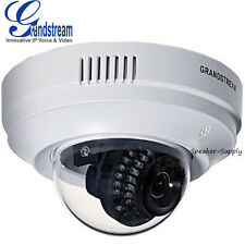 Grandstream GXV3611IR_HD Indoor Infrared Fixed Dome HD IP Camera Cam PoE Stream