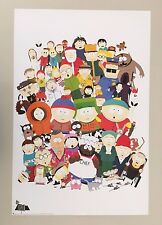 SOUTH PARK, RARE AUTHENTIC 1999 POSTER