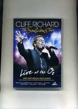 CLIFF RICHARD - THE SOULICIOUS TOUR - NEW DVD!!