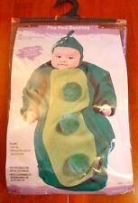 "Infant ""Peas In a Pod"" Halloween Bunting Costume  NIP!!"