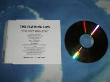 THE FLAMING LIPS - THE SOFT BULLETIN UK CD TEST PROMO ACETATE
