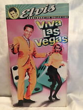 Pre-owned Collectible Viva Las Vegas (VHS) Tape  Ann-Margret, Elvis Presley
