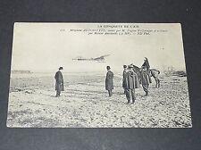 CPA 1910 AVIATION MONOPLAN ANTOINETTE AVIATEUR WELFERINGER PIONNIERS AEROPLANE