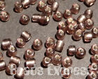 20g Silver Lined Glass Seed Beads Amethyst 8/0 ~800pcs