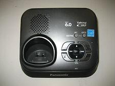 Panasonic KX-TG9333T Single Line Cordless Phone Base
