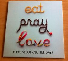 "Eddie Vedder - Eat Pray Love 7"" Vinyl Pearl Jam"