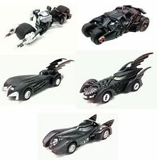 Takara Tomy Batman Batmobile Collection Set of 5 Cars Ages 3+ Car Boys Play Gift