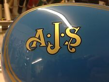 AJS Logo Motorcycle Vinyl Vintage Decal Stickers Matchless