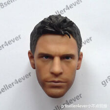 "1/6 scale head sculpt Chris Redfield Resident Evil 5 Biohazard fit 12"" figure"