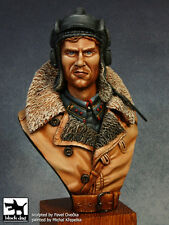 Blackdog Models 1/10 RUSSIAN WWII TANKIST, 1943 Resin Figure Bust