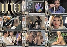 THE OUTER LIMITS SEX, CYBORGS & SCIENCE FICTION 2003 BASE CARD SET OF 81 TV