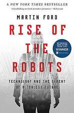 Rise of the Robots: Technology and the Threat of a Jobless Future 9780465059997
