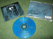 Nightcrawler - S/T self titled (cd) private indy cleveland ohio metal x- breaker
