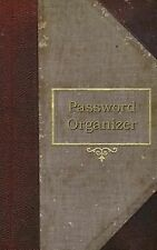 Password Organizer : A Password Organizer Journal (old Book Style Cover) by...