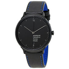 Mondaine Helvetica No1 New York Edition Unisex Watch MH1.L2222.LB