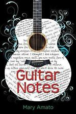 Guitar Notes by Mary Amato (2014, Paperback Book) FREE SHIPPING