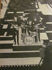 The Beatles, Full Page Vintage Pinup