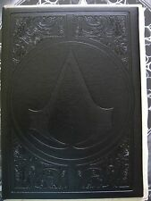 UNIQUE CODEX BOOK from ASSASSIN'S CREED BROTHERHOOD CODEX EDITION - in English