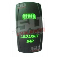 Polaris RZR Green Led Light Bar Switch XP900 RZR4 Crew XP1000 Ranger 800s Trail