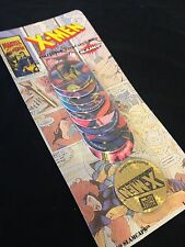 X-MEN Marvel Comics Pogs Slammer 1994 by Slamco NEW Sealed! Slam caps