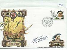 wbc. -  GB - FIRST DAY COVER - FDC - 093 - SPECIALS - 1982 - MARY ROSE - SIGNED?