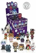 Funko Mystery Mini's: Disney Villains - Blind Box One Random Vinyl Figure NEW