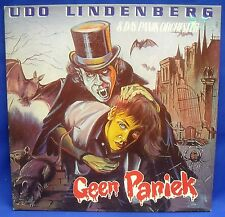 LP UDO LINDENBERG - GEEN PANIEK / RARE DUTCH PRESS. 1978 HOLLÄNDISCH GESUNGEN
