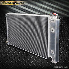 For 70-81 Chevy Camaro/75-79 Nova/70-87 Chevrolet/BUICK REGAL Aluminum Radiator