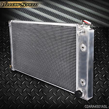 US 64mm Aluminum Racing Radiator For 73-80 CHEVY C/K SERIES C10/K10 PICKUP