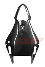 2007 07 Yamaha R6 Rear Tail Undertray Cover Taillight Fairing Twill Carbon Fiber