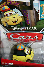 "DISNEY PIXAR CARS 2 ""HIROAKI"" SUPER CHASE, NIP, LIMITED TO 4000 UNITS PRODUCED"
