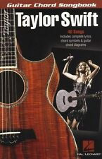 Taylor Swift Guitar Chord Songbook Learn to Play Pop Rock Lyrics Music Book