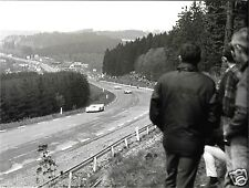 MASTA PORSCHE 917 917K SPA FRANCORCHAMPS 1000KM 1970 AUTOMOTIVE PHOTOGRAPH