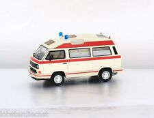 VW T3B AMBULANCE DEHLER - ROTES KREUZ 1/43 scale model by PREMIUM CLASSIXXS