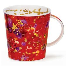 Dunoon Inferno rot Jumbo 0,48l Teetasse Mug Kaffeebecher Cairngorm
