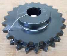 """MARTIN, DOUBLE STRAND ROLLER CHAIN SPROCKET, D120B22, 2-1/2"""" BORE, 11.33"""" OD"""
