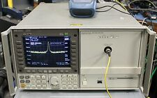 HP 70952B Optical Spectrum Analyzer 600-1700nm with HP 70004A Display