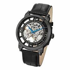 NEW Stuhrling Original 165B2.335569 Mens Winchester Skeleton Automatic Watch hot