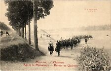CPA Militaire, Moulins 10 Chasseurs (278370)