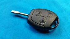 USED Ford Focus Mondeo Transit Connect ID60 chip key Fob Remote 3 button