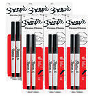 Sharpie Permanent Markers, Ultra Fine Point, Black Ink, Pack of 12 (37161)