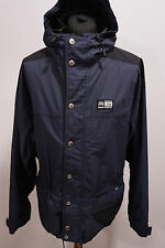 Missing Link Sportswear Gore-Tex Blue Windproof Waterproof Jacket Men Size XXL