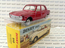 DINKY TOYS ATLAS PEUGEOT 204 CAPOT OUVRANT REF 510 1/43 EME  NEUF