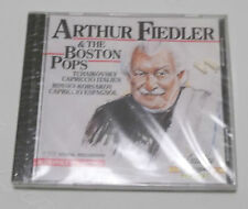 Arthur Fiedler & Boston Pops (CD, July 1990, Laserlight) - Tchaikovsky Capriccio