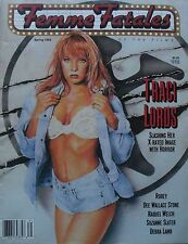 TRACI LORDS  Spring 1993 FEMME FATALES  RAQUEL WELCH  DEE WALLACE STONE