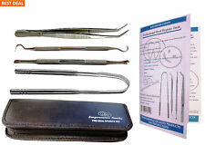 Essential Pro Oral Hygiene Kit for Home Use - Calculus & Plaque Remover